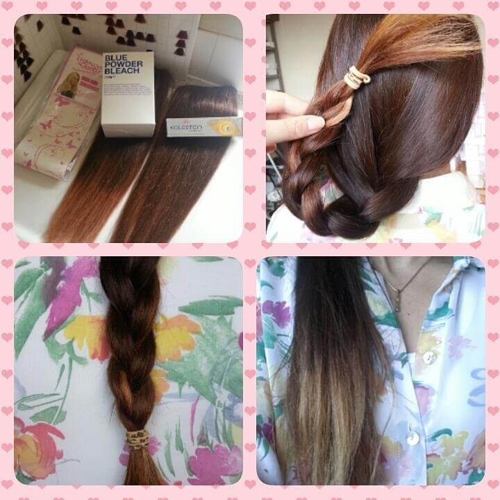 Can You Dye Or Bleach Clipin Human Hair Extensions Undercover