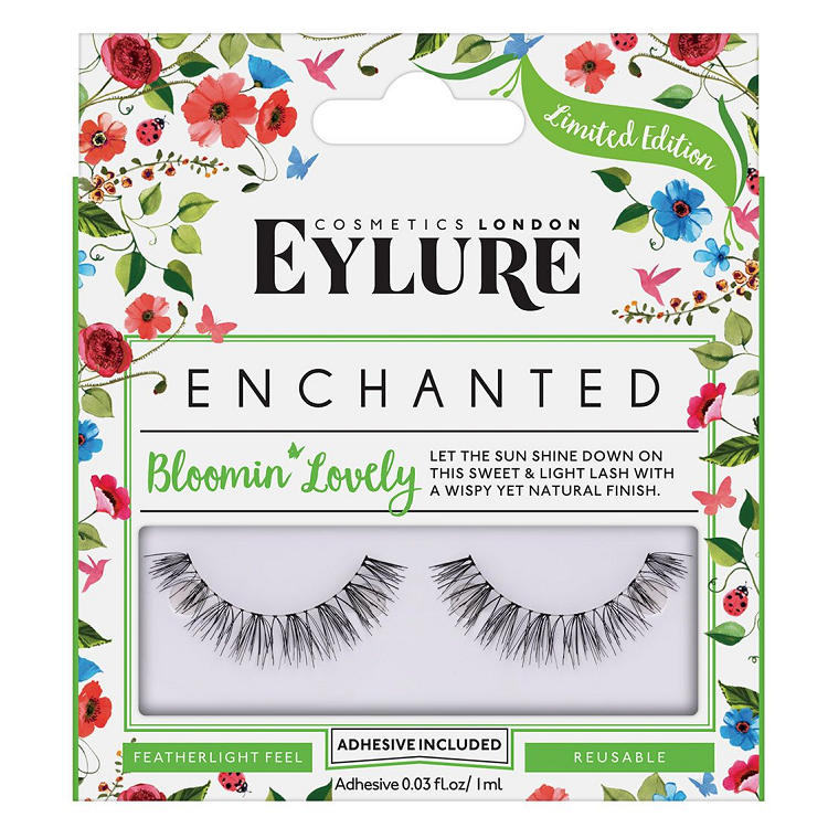 Bloomin Lovely party lashes, eylure false lashes