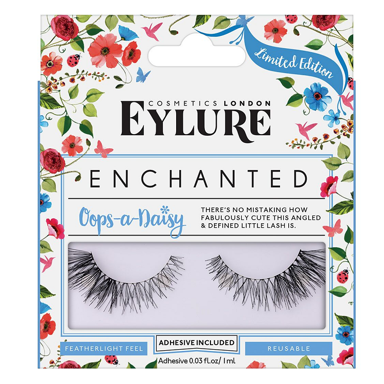 oops a daisy lashes from eylure, eylure fake lashes.