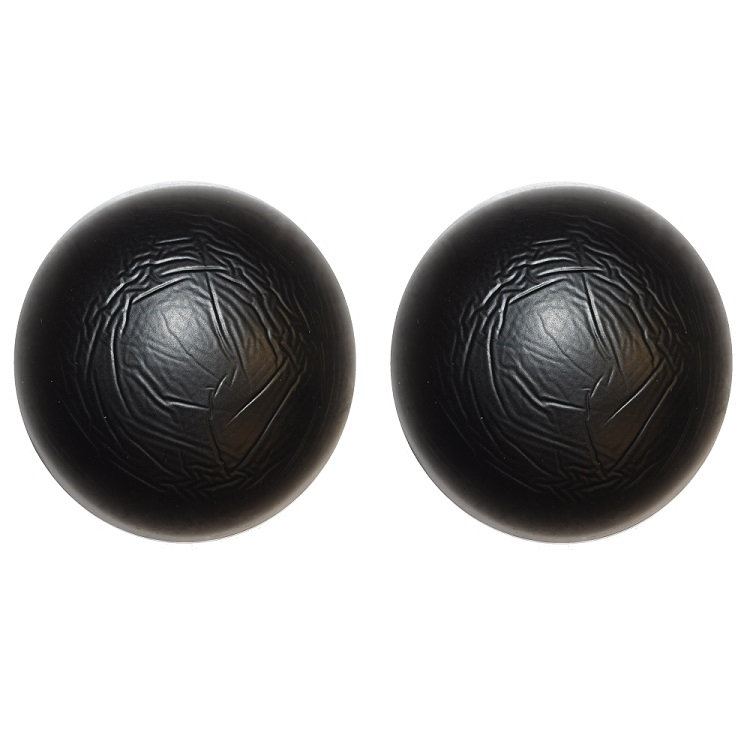black silicone nipple covers