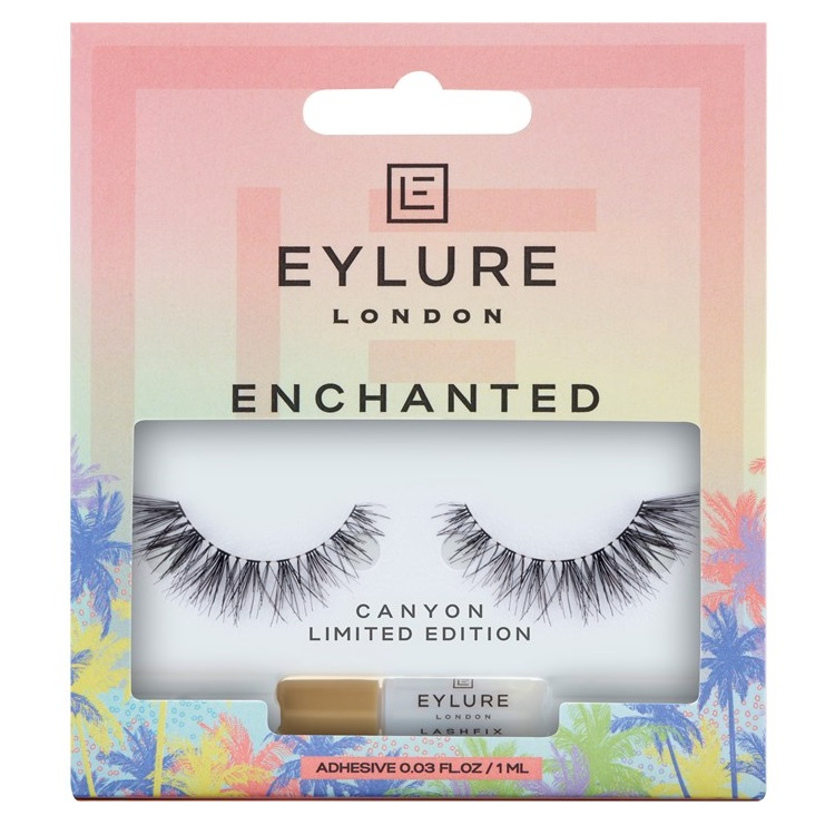 canyon, enchanted by eylure lashes