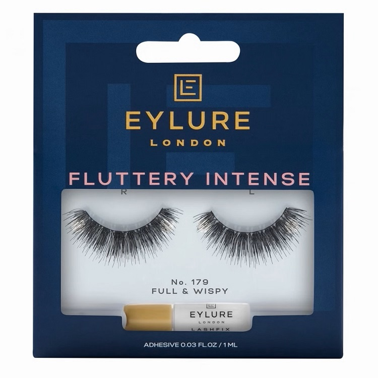 fluttery intense wispy lashes from eylure